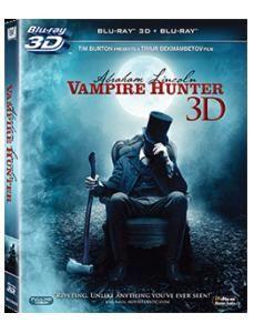 Abraham Lincoln : Vampire Hunter (3D + 2D Blu-ray) (2012)