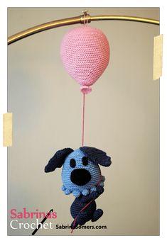 Ravelry: Woezel (Woezel & Pip) pattern by Sabrina Somers Crochet Amigurumi Free Patterns, Crochet Toys, Cute Crochet, Crochet For Kids, Knitting Projects, Crochet Projects, Crochet Baby Mobiles, Diy Doll, Amigurumi Doll