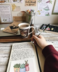 studyblr of a dancer: Photo - Studying Motivation Study Space, Study Areas, Study Desk, Coffee And Books, Coffee Study, Study Hard, Work Hard, Book Aesthetic, Aesthetic Bedrooms