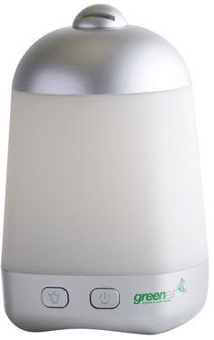 Greenair Spa Vapor+, Oil Diffuser Advanced Wellnss Instant Healthful Mist Therapy