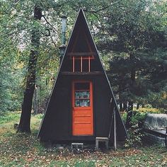 eine rahmen kabine holzhtten gemtliche kabine kleines zuhause kleine huser kleine huser mini kabinen kleine htten architektur - Kleine Fertigkabine