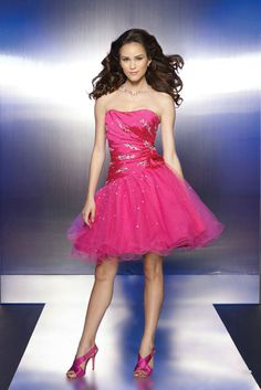 cutenfanci.com pink cocktail dresses (10) #cocktaildresses
