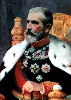 Carol I of Romania king My King, King Queen, Romania Facts, History Of Romania, Romanian Royal Family, Queen Victoria Family, World War One, Royal Weddings, Ottoman Empire