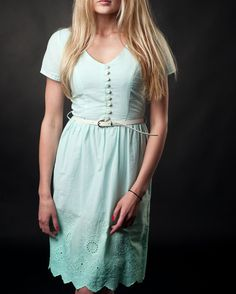 #mintdresses #cottondresses #summerdresses #saledresses #beautydresses Late Summer, Summer Sale, Short Sleeve Dresses, Dresses With Sleeves, Cotton Dresses, Summer Dresses, Beauty, Fashion, Moda