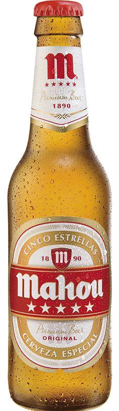 Mahou 5 Estrellas - Gregorio Díez – Distribuidor de bebidas para hostelería en Valladolid
