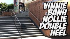 VINNIE BANH HOLLYWOOD HIGH – DO THE DEW SKATE CHALLENGE !!! – Nka Vids Skateboarding: Source: nigel alexander
