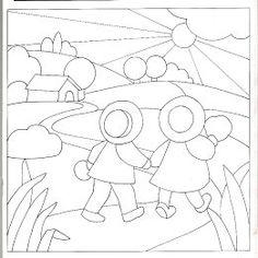 Taller de Artesanía - Página Principal: CUADROS HECHOS CON LA TÉCNICA DE PATCHWORK EMBUTIDO