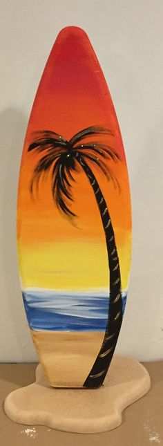 2ft alto surf tablas de surf tabla números por SurfboardBeachArt