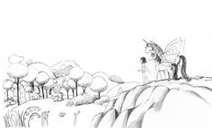 Fairy Unicorns: Cloud Castle - Nuno Alexandre Vieira #fairy #unicorns #cloud #castle #magic #forest #fantasy #adventure #childrensbook #illustration #kidlitart #read #raiseareader #sharestories