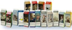 Have You Seen This Art? Rijksmuseum Launches Masterpieces-on-Milk Cartons Campaign