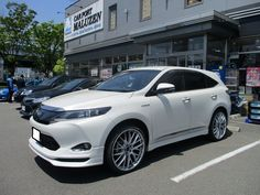 Toyota Harrier, Cars And Motorcycles, Japan, Vehicles, Car, Japanese, Vehicle, Tools