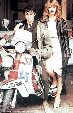 jimmy and steph #quadrophenia it's a great article!!! love phil daniels!!!