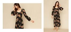   +   TheMcCartney Dress is both feminine and chic. The dress'sdetails, like itsbell sleeves and scoop neck are accentuatedby the button-up front. Its har