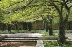 Photo: trustudio. South Garden at the Art Institute, Chicago