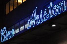 Cinema Ariston [Ciclo cinema cittadini] Il cinema Ariston di Catania ------ Il vecchio Ariston non esiste piu' qui 20 anni fa avevo la mia bella tessera del Cineforum e qui ho trascorso le piu' belle notti a tutto cinema ...non poteva  non esserci un ricordo di esso nella mia board sul cinema .Vincenzina