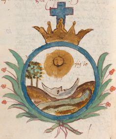 Testamentum Der Fraternitet Rosae et Aurae Crucis, Vienna Nationalbibliothek, Cod. SN 2897