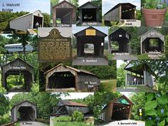 Photo collection of the last covered bridges in Ky. | Travel: The Corbins visit 13 KY covered bridges on ColumbiaMagazine ...