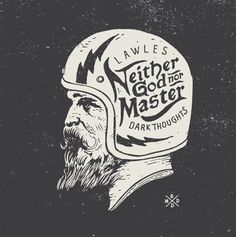 knativeco:  Neither God nor Master by BMD—Knative CoWebsite|Twitter|Tumblrvia typeverything
