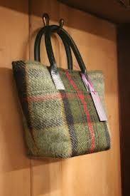 rustic quilt wool tweed -