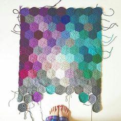Imagen de carpet, crochet, and blanket