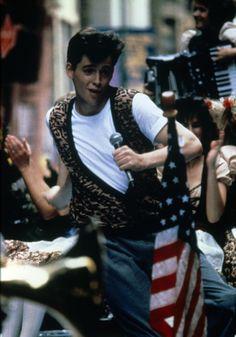 """Matthew Broderick, """"Ferris Bueller's Day Off"""""""