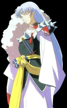 Inuyasha (Sesshomaru, Inuyasha's Half/ {Full}DogDemon Brother)