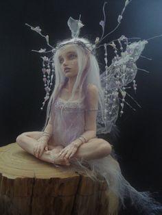 SHADOWSCULPT OOAK IADR realistic fairy art doll by shadowsculpt, £200.00