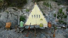 Tent from Moonrise Kingdom