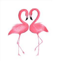 Flamingo Craft, Flamingo Painting, Flamingo Decor, Pink Painting, Pink Flamingos, Flamingo Wallpaper, Rose Gold Wallpaper, Pink Wallpaper Iphone, Print Wallpaper