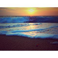 Sunset in Lefkada