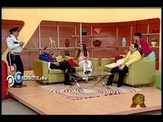 El Team De @AhoraesTV Enviandole Saludos A Cachicha.com @NashlaBogaert @HonyEstrella #Video - Cachicha.com