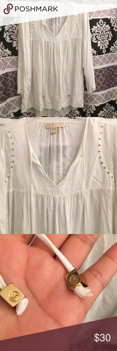 Michael kors blouse Great condition, fast shipping Michael Kors Tops Blouses