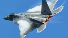 What do you think this US Air Force Jet P*rn - Mass US Fighter Jet Deployment: & Jets In Action video? US Air force jet porn shows massive Best Fighter Jet, Fighter Pilot, Fighter Jets, Stealth Aircraft, Fighter Aircraft, Military Jets, Military Aircraft, Interesting Facts About Usa, Raptors Wallpaper