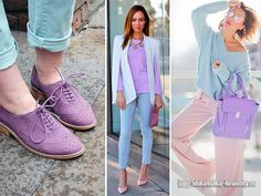 Swans Style is the top online fashion store for women. Shop sexy club dresses, jeans, shoes, bodysuits, skirts and more. Velvet Fashion, Purple Fashion, Colorful Fashion, Cute Fashion, Daily Fashion, Womens Fashion, Purple Pants Outfit, Purple Outfits, Colourful Outfits