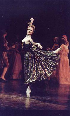 Svetlana Zakharova, Bolshoi Ballerina