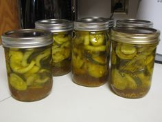 Honeyed Bread and Butter Pickles (GAPS/SCD/GF) | Diary of a Small Town Earth Muffin