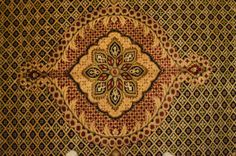 Afghan Tabriz carpet made by Turkman by Caucasiancarpet on Etsy,