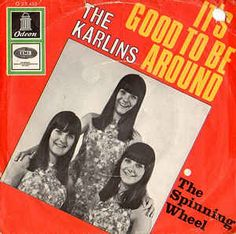 The Karlins - It's Good To Be Around at Discogs