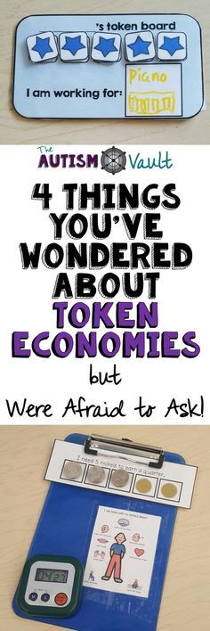If you have been in an autism classroom, chances are you have seen some sort of token economy in action. Read more about common things you might have wondered about the proper ways to administer token economies.