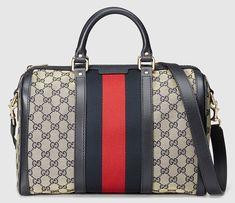 Gucci-Vintage-Web-Original-GG-Boston-Bag