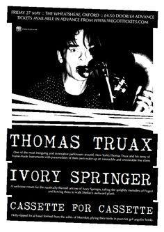 Thomas Truax.