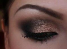20 Gorgeous Makeup Ideas for Brown Eyes @Kaitlyn Marie Mattson Mattson dekker @Style Space  Stuff Blog dekker