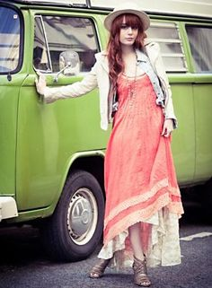 red head green bus should be my sister