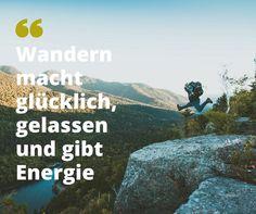 Wandern macht glücklich, gelassen und gibt Energie - Urlaub in Österreich, gut für den Körper, gut für die Seele! Hotels, Sport, Hiking, Nature, Deporte, Sports