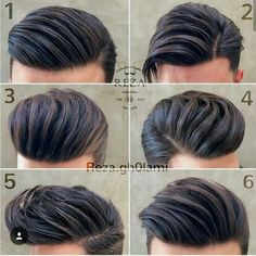 Different hairstyles which will boost your asthetics Hairstyles Haircuts, Haircuts For Men, Hair And Beard Styles, Short Hair Styles, Gents Hair Style, Hair Pomade, Moustache, Hair Cuts, Hair Color