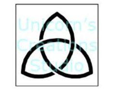 Risultati immagini per disegno triangolo celtico