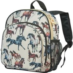 Horse Dreams Pack n Snack Backpack at www.prekshop.com. $32.99.