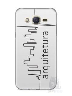 Capa Capinha Samsung J7 Arquitetura #1