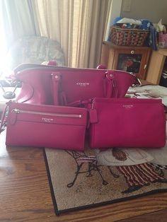 Coach Handbag Set Fashion bags | Buy Online Get Free Shipping | Emma Stine Limited.▲▲$129.9