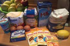 Příprava receptu Fantastický koláček jablíčka v oblacích Oatmeal, Breakfast, Food, The Oatmeal, Morning Coffee, Rolled Oats, Essen, Meals, Yemek